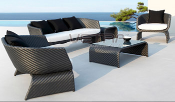 Wicker furniture manufacturer in India